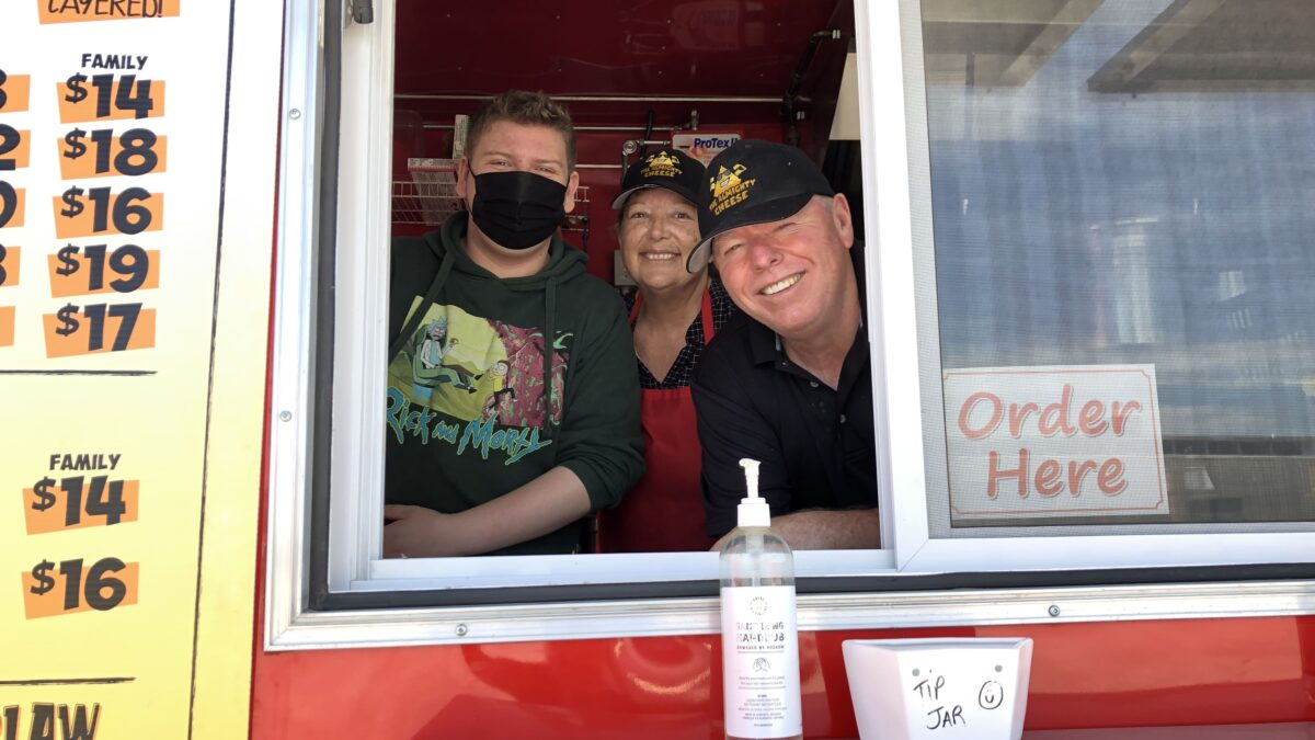 Food trucks count on customer loyalty as patios and the province reopen