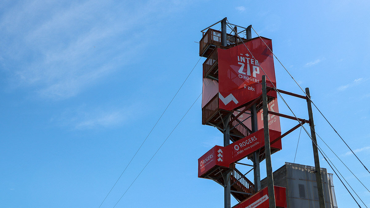 Zip line auction raises $27,000 for local charities