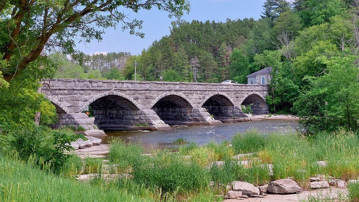 Pakenham's Five Span Bridge stars in local culture