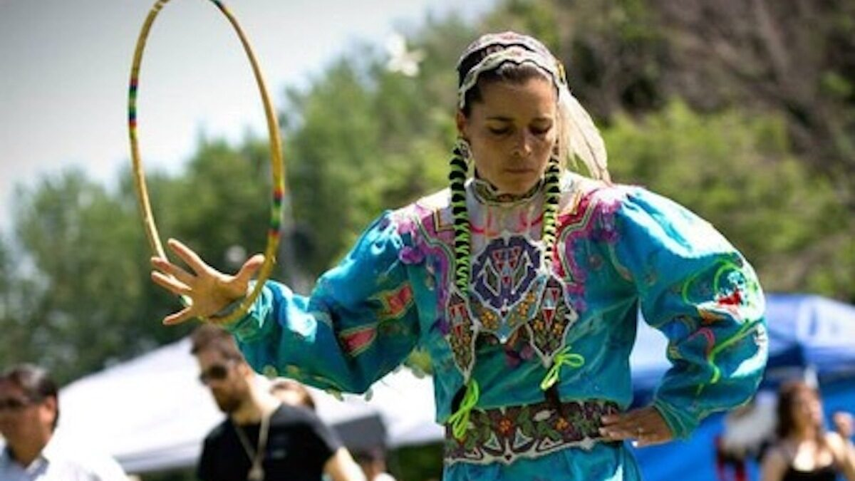 Powwow dancers showcase talents during virtual Summer Solstice Indigenous Festival