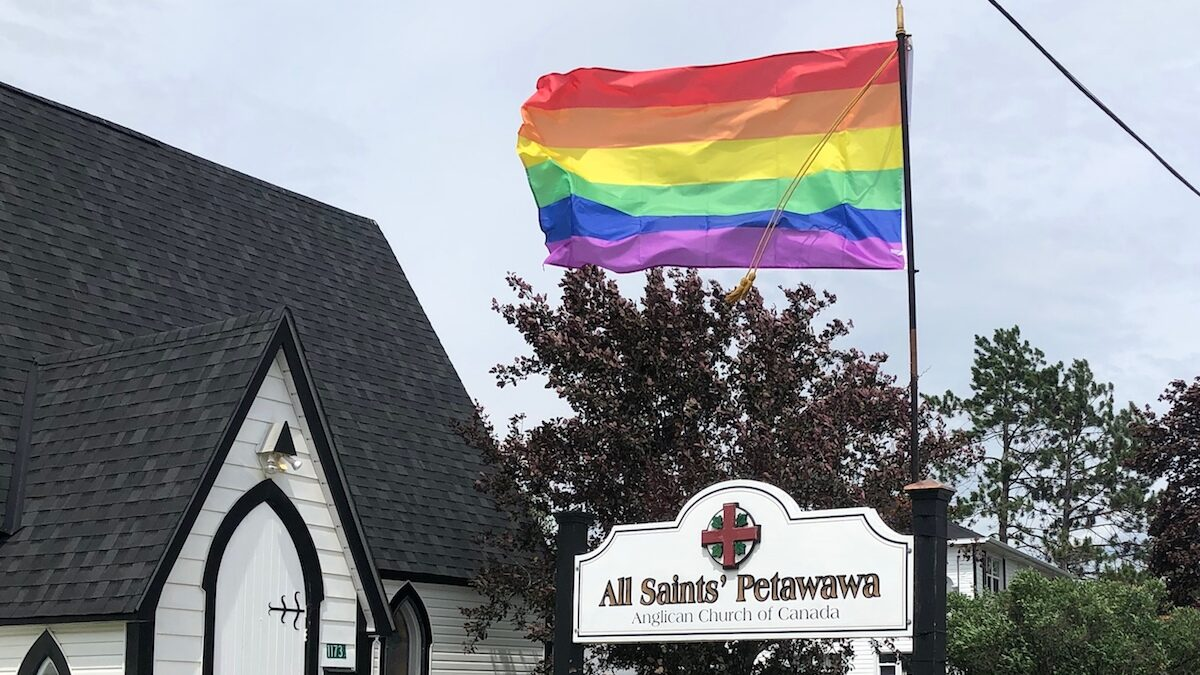 Anglican parish disappointed by Petawawa council decision to not raise Pride flag