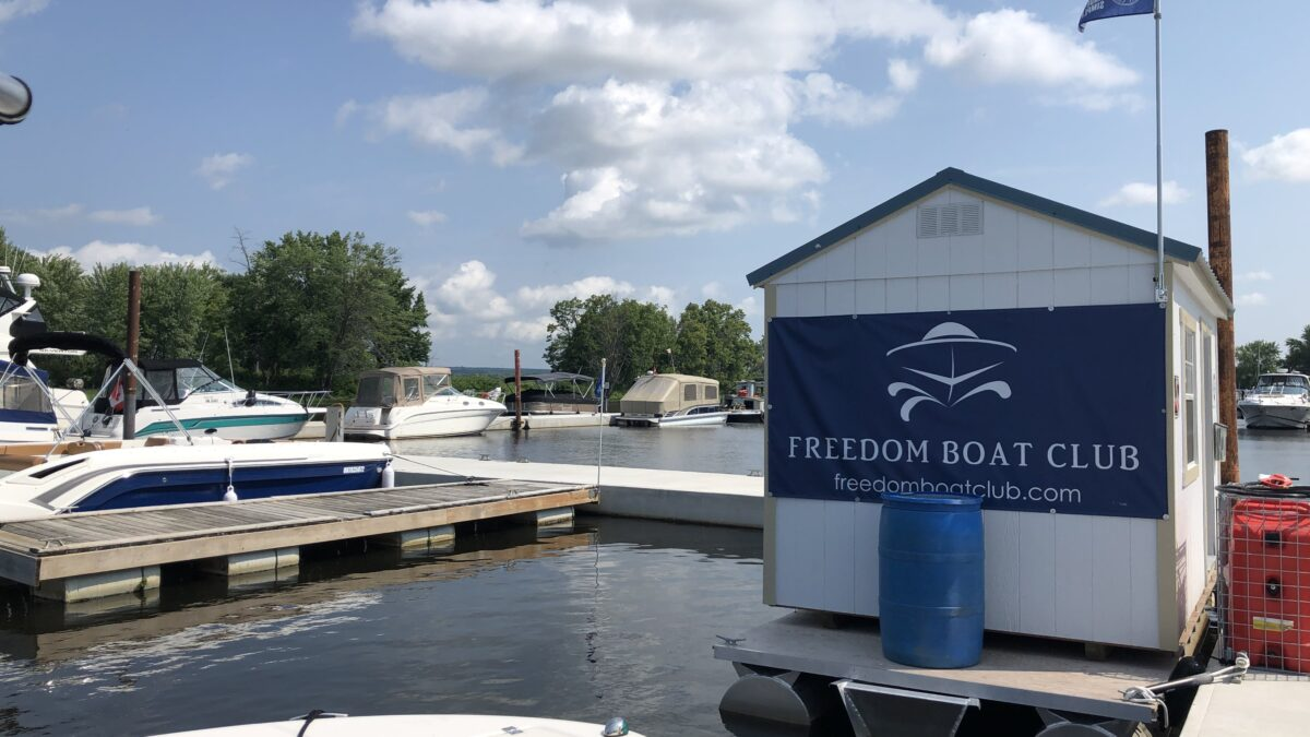 Pandemic passion: Freedom Boat Club sees spike in memberships as Ottawans look local this summer