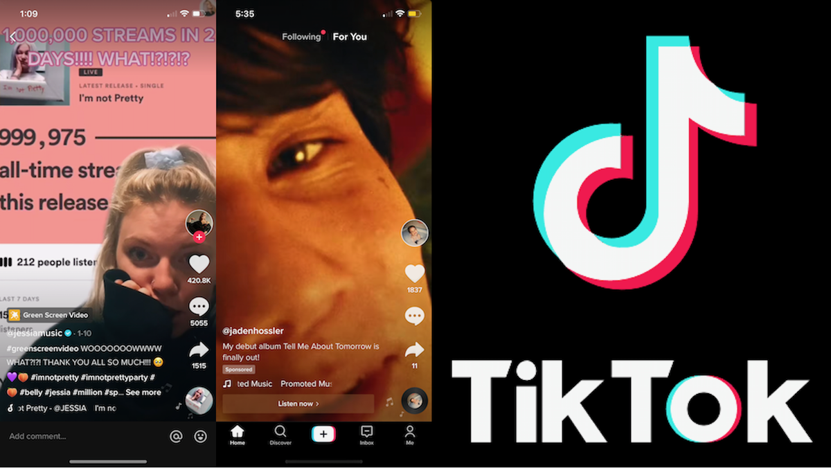 TikTok now wielding a huge influence over who rises to the top in today's music industry