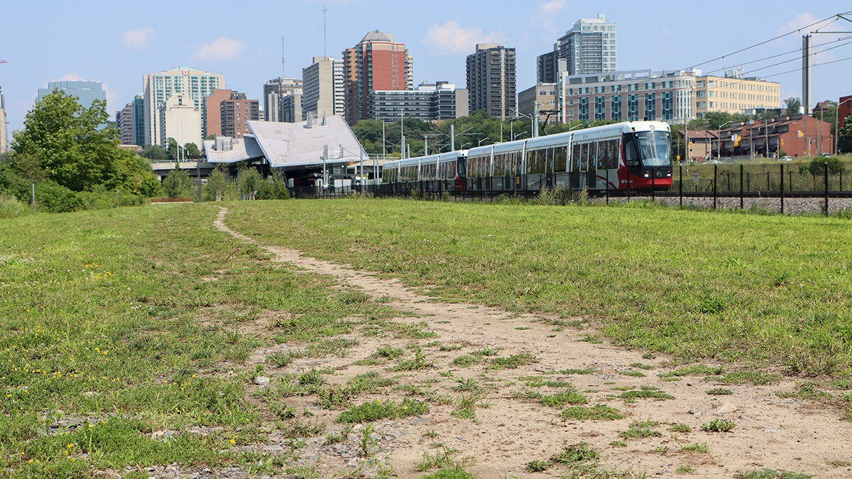 New multi-use pathway coming to LeBreton Flats this fall putting people before cars