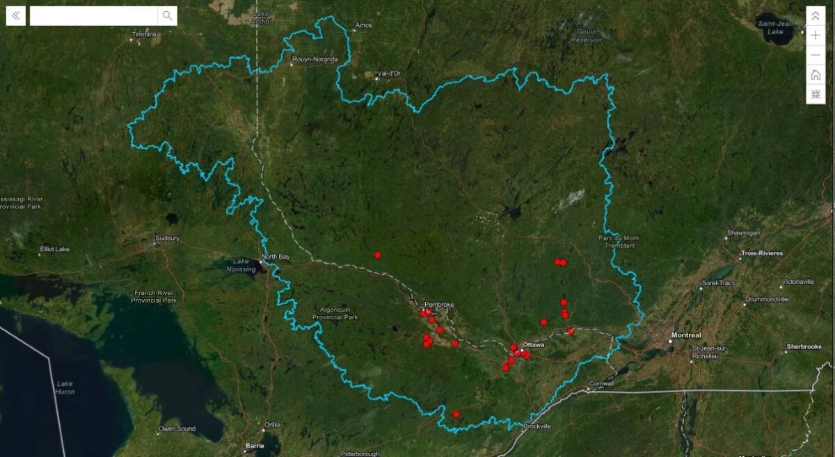 Featured image of Ottawa River Watershed