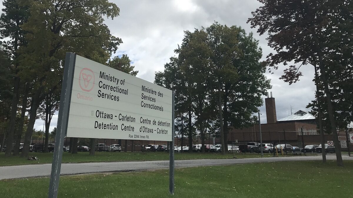 Ottawa-Carleton Detention Centre on trial over 'horrendous' conditions