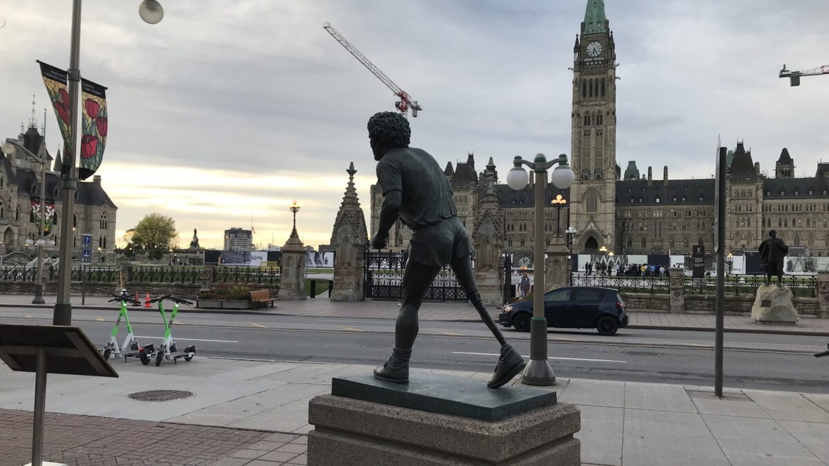 Terry Fox organizers promote 'Your day your way' virtual run