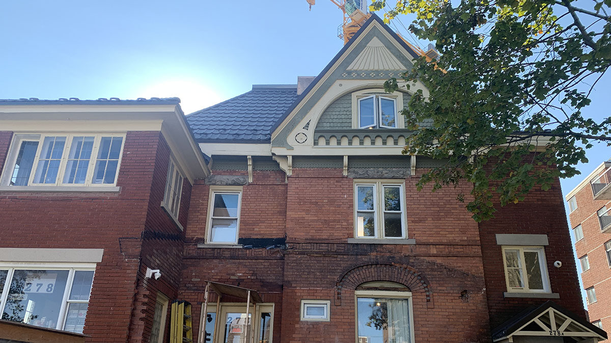 Committee to consider $500,000 grant for Centretown heritage redevelopment